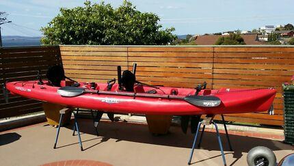 Hobie Mirage Oasis Tandem Blackmans Bay Kingborough Area Preview