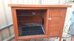 Rabbit/Guinea Pig Hutch Woodcroft Morphett Vale Area Preview