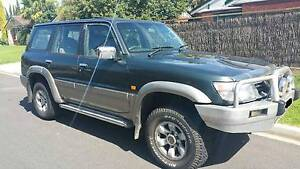 Nissan Patrol GU 1998 TI Top of the Range 4.5 Auto Electric Win Adelaide CBD Adelaide City Preview