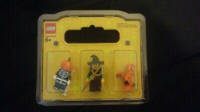 NEW LEGO Halloween Mini Figures Set of 3 852766 Sealed Unopened