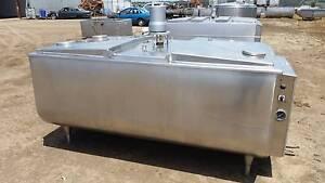2000 lt stainless steel tank, milk vat, wine, beer, food grade, f Timboon Corangamite Area Preview