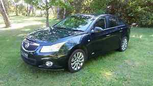 2014 Holden Cruze Z Series JH Series II Manual MY14 Applethorpe Southern Downs Preview