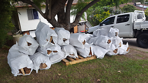 FIREWOOD MIXED - CAMP BAGS - BIGGEST IN BRISSY 50KG++ Everton Hills Brisbane North West Preview