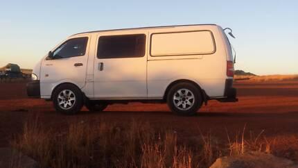 2004 Kia Pregio Van/Minivan Piccadilly Kalgoorlie Area Preview