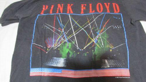 Pink Floyd 1987 Tour Concert T-Shirt  Size Large