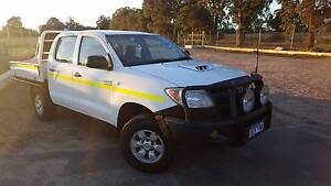2006 Toyota Hilux Ute Gidgegannup Swan Area Preview