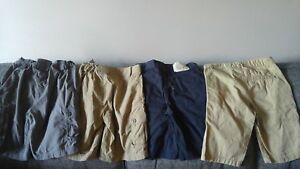 Four pairs of shorts (Like New)