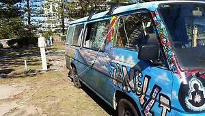 1985 Nissan Urvan Van Campervan Surfers Paradise Gold Coast City Preview