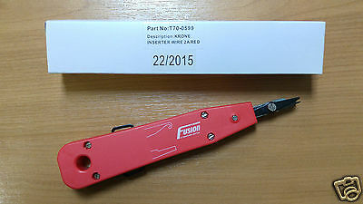 2017 IDC Punch Down Genuine Fusion Krone Tool Network Data Insertion BT 2a Cat5e