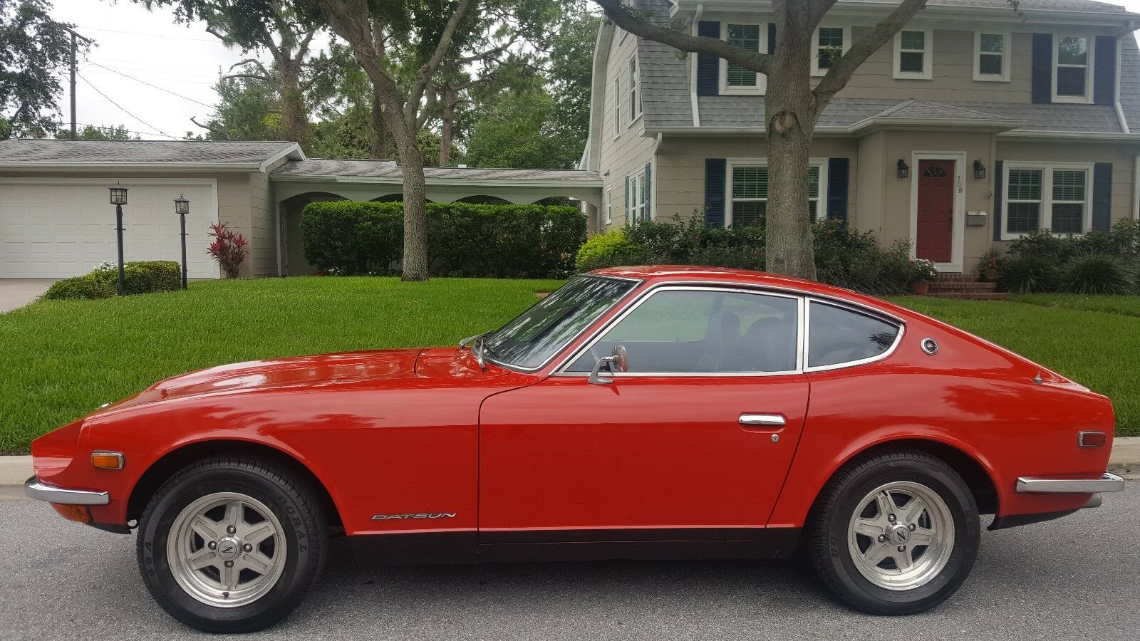 1971 Datsun Z-Series 240z {{{{ 1971 Datsun 240z in very good condition. }}}} OVER 80 Large pictures below