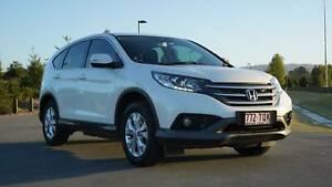 2014 Honda Cr-v Dti-s (4x4) 5 Sp Automatic 4d Wagon