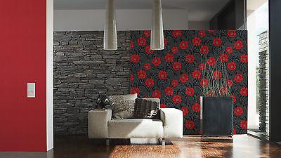 13305 Edle Vliestapete Easy Edles Blumen Design