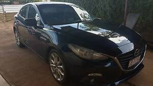 2014 Mazda Mazda3 Sedan Tennant Creek Tennant Creek Area Preview
