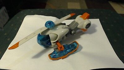 PLAYSKOOL TRANSFORMERS Freeing BOTS BLADES THE COPTER BOT HELICOPTER
