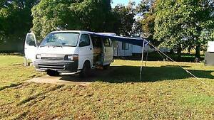 1993 Toyota Hiace Campervan North Adelaide Adelaide City Preview
