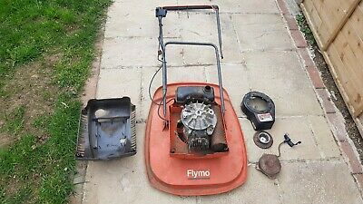 Flymo L47 2 Stroke Lawn Hover Mower Spares Or Repairs Parts