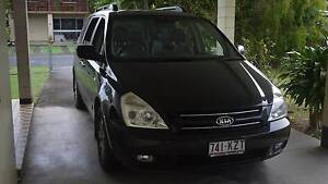 2007 Kia Grand Carnival Wagon Cairns Cairns City Preview