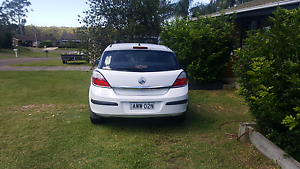 2005 holden astra Medowie Port Stephens Area Preview
