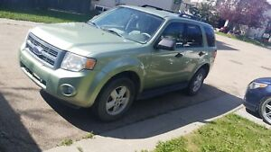 2008 ford escape for sale. Going for $3700