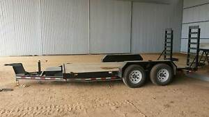 Plant Trailer Heavy Duty 4.5ton Moama Murray Area Preview