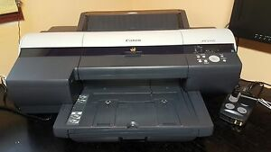 Canon imagePROGRAF iPF5100 wide format printer with roll feeder