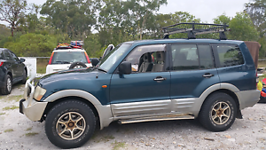 2002 Mitsubishi Pajero, dual fuel, fully equipped and ready to go Darwin CBD Darwin City Preview