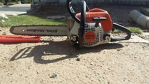 STIHL CHAINSAW Valley View Salisbury Area Preview