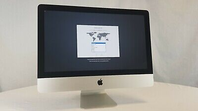 "Apple iMac 21.5"" Late 2013 Intel i5 2.9Ghz 8GB 1TB HDD - OSX Catalina"