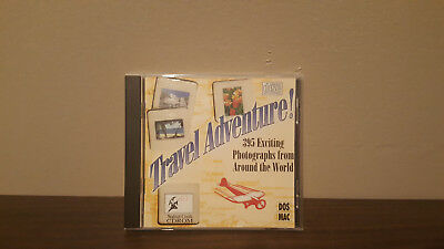 Travel Adventure ! PC complete dos/mac compatible