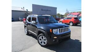 2017 Jeep Renegade Limited - FACTORY INVOICE PRICING ON NOW - SA