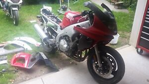 1997 yzf600r thundercat project or parts