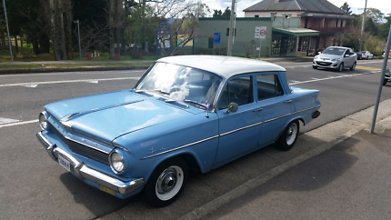 Old Car Wanted Holden Ford Valiant