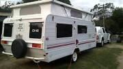 1997 jaygo poptop caravan Herberton Tablelands Preview