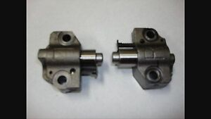 Mod motor chain tensioners