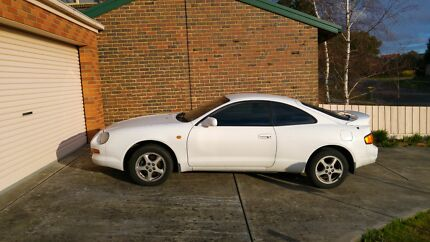 Toyota Celica ZR auto 1994 Rego and Rwc Rowville Knox Area Preview