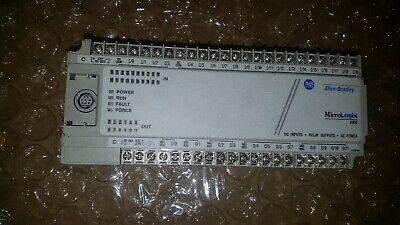 Allen-bradley 1761-l32bwa Micrologix 1000 Plc Module Series E Frn 1.0