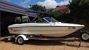 Bayliner 175 new motor with warranty speed boat fishing Altona Hobsons Bay Area Preview