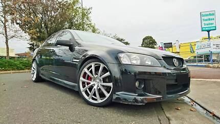 """(Holden Commodore) G.MAX 20"""" Cosmo Wheel + Tyre Package"""