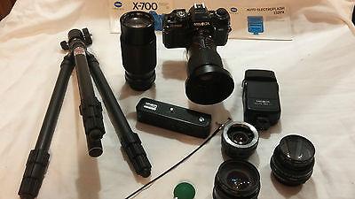 Minolta X 700 Mit Zubehör Foto & Camcorder
