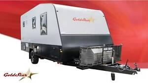 Goldstar RV 17.6FT (Setup for free camping) Finance from $160pw* Kangaroo Flat Bendigo City Preview