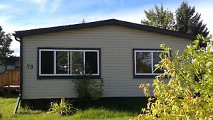 1152 Sq Ft. Manufactured Mobile Home for Rent/ Sale