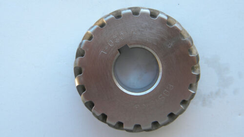 Helical Gear,  10 pitch,   20 teeth,   L-hand helix   H1020L       FREE SHIPPING