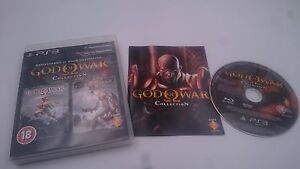 GOD-OF-WAR-COLLECTION-REMASTERIZADO-SONY-PLAYSTATION-3-PS3-PAL-ENGLISH-SPIEL-JEU