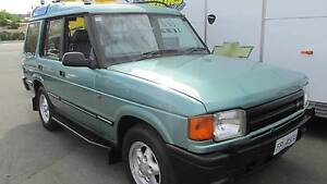 1997 Land Rover Discovery TDI  Wagon Youngtown Launceston Area Preview