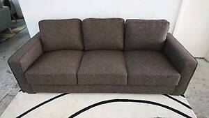 COLUMBIAN 3 SEATER FABRIC SOFA - EXCELLENT CONDITION! Richmond Yarra Area Preview