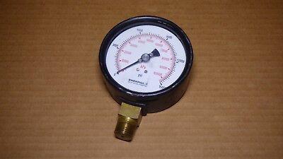 Enerpac 15000 Psi Hydraulic Pressure Gauge 4