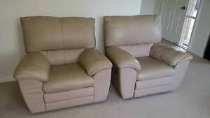 NICK SCALI - Leather Recliner and Armchair Dee Why Manly Area Preview