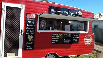Mobile food van Taree Greater Taree Area Preview