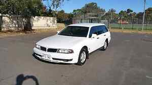 Mitsubishi Magna Wagon, 145km, Cruise Control, Airconditioning Paralowie Salisbury Area Preview