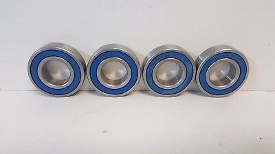Lot Of 4 New Old Stock Rs Deep Groove Roller Bearings S6004